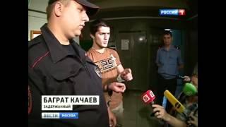 Кавказцы избили Байкеры за то что он вступился за девушек.