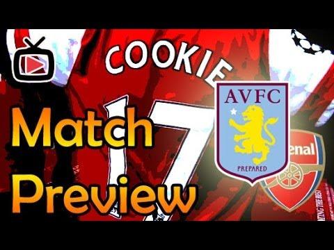 Arsenal V Aston Villa Match Preview - ArsenalFanTV.com
