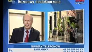 Katolicy i ekonomia: szanse i zagrożenia - Rozmowy niedokończone (19.11.2011 r.)