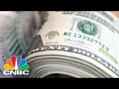 The U.S. Dollar Index Is On Pace For Its Worst January Since 1987 | Trading Nation | CNBC