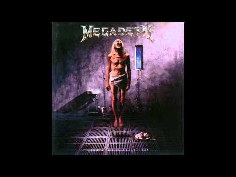 Megadeth  Sweating Bullets Instrumental