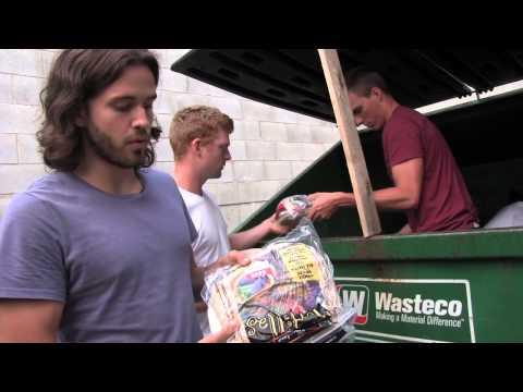 Dumpster Diving 101