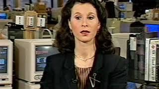 TVRO   Backhaul Bloomburg Business News 1994