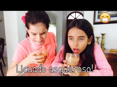 RETO DEL LICUADO - SMOOTHIE CHALLENGE