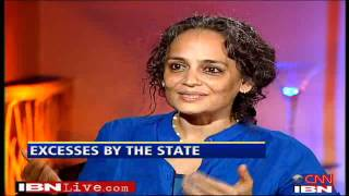 India is a corporate, Hindu state- Arundhati Roy