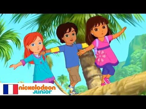 Dora & Friends : Au cœur de la ville | Annicocoversaire | NICKELODEON JUNIOR