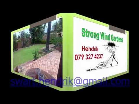 Garden Maintenance in Northern Suburbs Cape Town – phone 079 327 4237