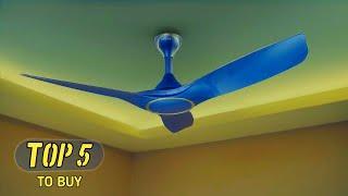 Top 5 best ceiling fans 2020 / remote control ceiling fan