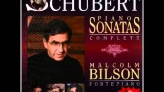Malcolm Bilson: Schubert Sonata: Andante from the