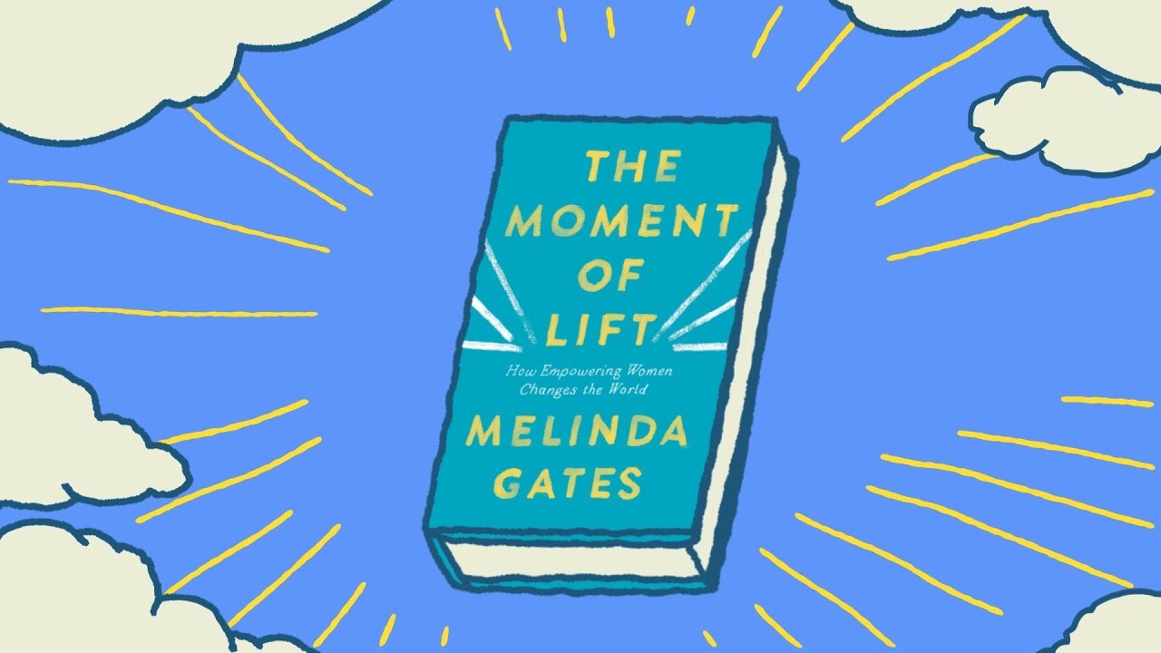 Melinda's new book - YouTube