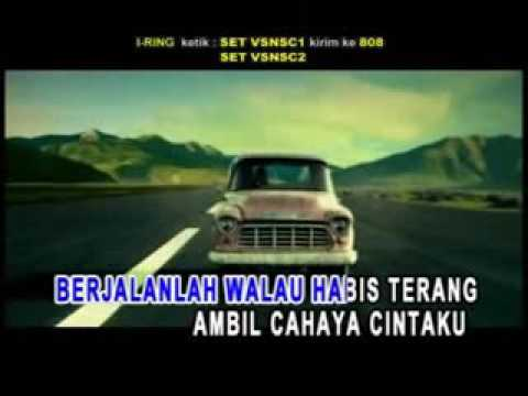 Peterpan - Walau Habis Terang (Karaoke + VC)