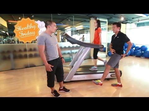 Healthy Friday [by Mahidol] เดินให้ถูก  วิ่งให้เป็น (2/2) เลือกรองเท้าเดินวิ่งให้ถูกวิธี