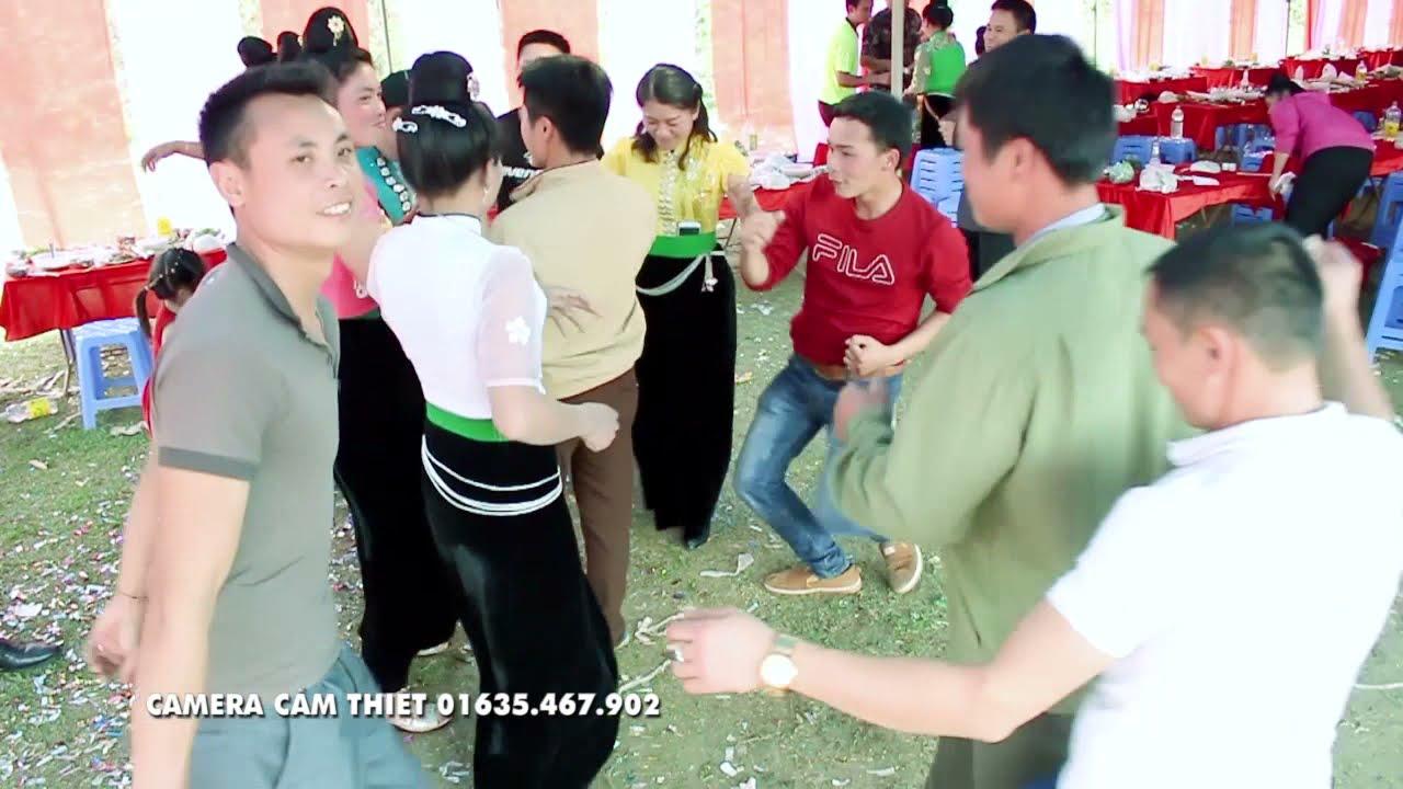 DANCE CỰC BỐC - LỄ VU QUY BẢN LỌNG NGHỊU MƯỜNG CHANH MAI SƠN SƠN LA #1