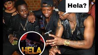 Kundi ya WCB Wasafi Wamcheka Alibika Hela official Video Imefutwa