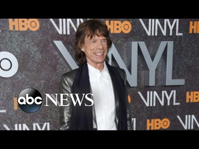 Rolling Stones Mick Jagger Expecting 8th Child