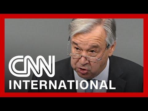 Man-made famine set to overrun Yemen, United Nations warns