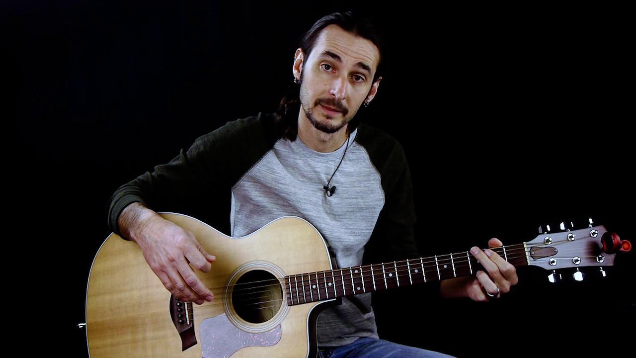 quick start beginner guitar lesson 6 wagon wheel easy 4 chord song youtube. Black Bedroom Furniture Sets. Home Design Ideas