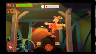 Chicken Blaster Wii Gameplay Part 2