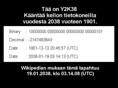 Y2K38 on wikipedia