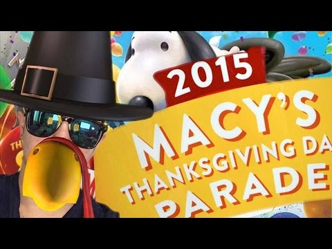 Macy's Thanksgiving Parade 2015 NYC (full/Complete)