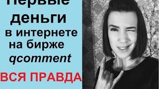 Qcomment  Как заработать 1000 рублей без усилий   NT