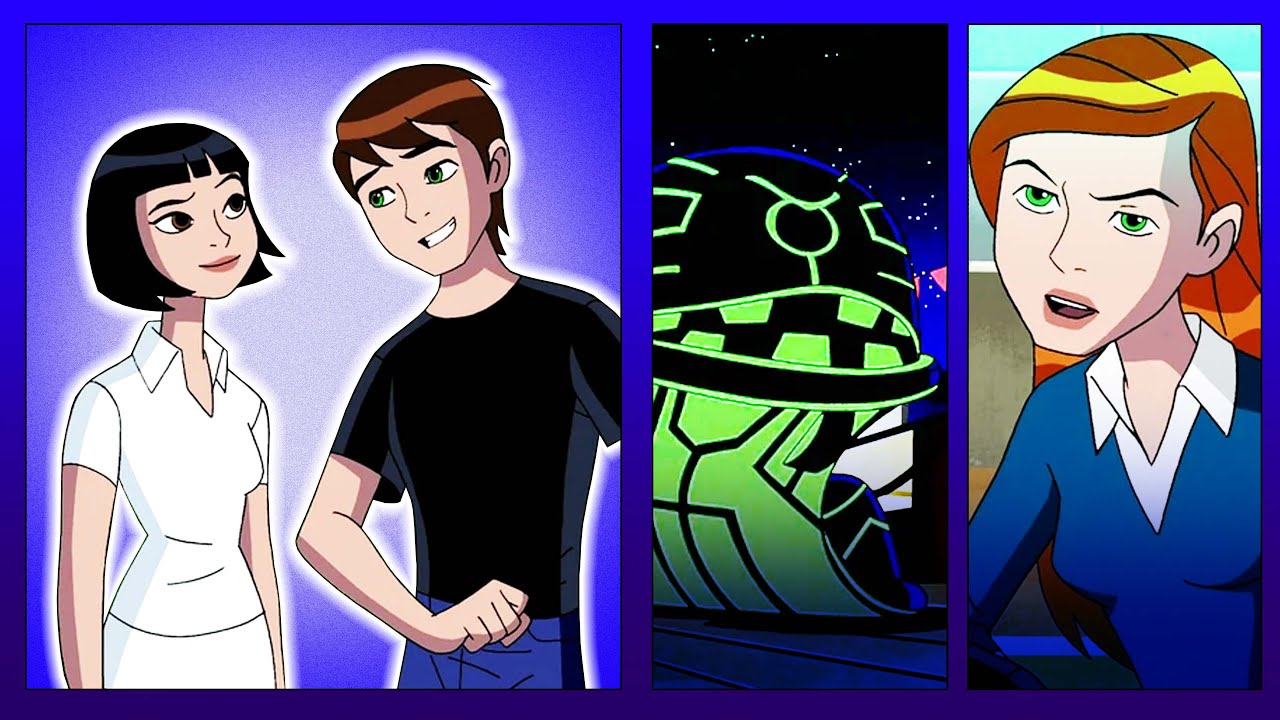 Download Ben 10 USED To Be A Good Boyfriend (The Date Episode)