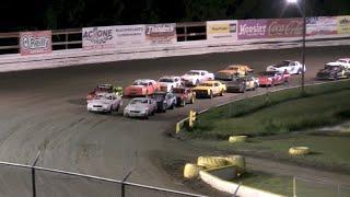 Volusia Speedway Park V8 Thunder Stocks Iron Man Round 4 Full Program
