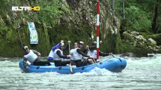 European Rafting Championship Banja Luka 2015 4 day –part 2
