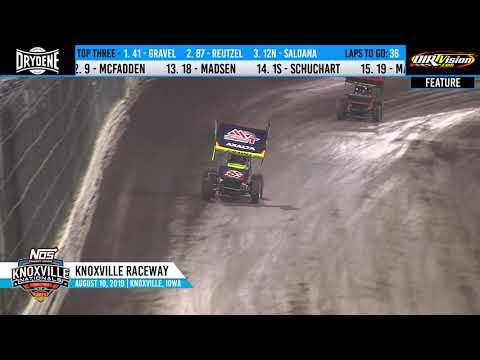 Knoxville Nationals Highlights Night #4 - August 10, 2019