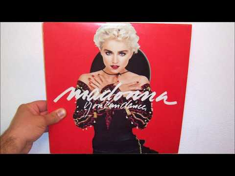 Madonna - You Can Dance (1987 Spotlight-Holiday-Everybody-Physical Attraction)