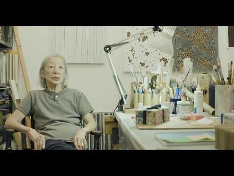 Inside the Artist's Studio: Tamiko Kawata