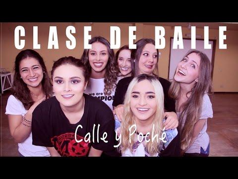 Clase de Baile con Calle y Poché! Ft. VENTINO