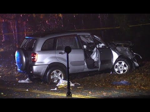 FATAL SINGLE CAR CRASH IN HARWICH