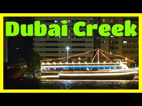 Dubai Creek Creek Dubai Boating Dubai Cruise