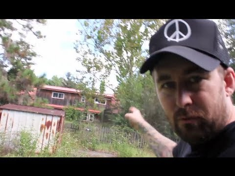 Real Life Devils Rejects Compound  ABANDONED & CREEPY