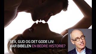 Sex, Gud og det gode liv - foredrag med psykiater emeritus Glynn Harrison
