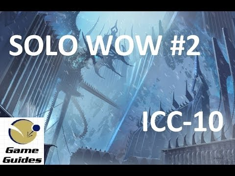 Icecrown Citadel | WoW - How to Solo Gunship Battle - Normal 10 Man - Warlock [GUIDE]