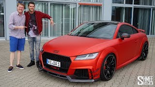 THIS is the Abt TT RS-R and it