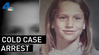 Arrest Made in Cold Case Murder of a Child from 1973 | NBCLA