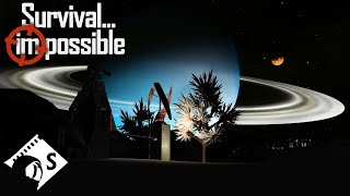 Survival Impossible - Fort Decoy #46 - Space Engineers Hardcore Survival