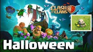 [347] Erste Halloween Infos   Farming Unterschiede bis 2,7 Mio Loot   Clash of Clans Deutsch COC