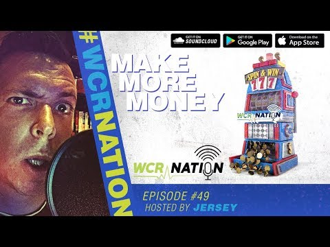 WCR Nation EP 49 | Make More Money | The Window Cleaning Podcast