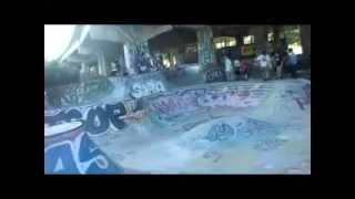 SHREDFEST 2 FDR SKATE PARK [BIZNIS 1ST TV]