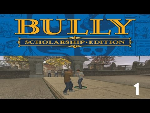 Bully Part One! Fighting on the Schoolyard!