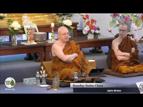 Word of the Buddha (Part 1) | Ajahn Brahm | 27 Nov 2016