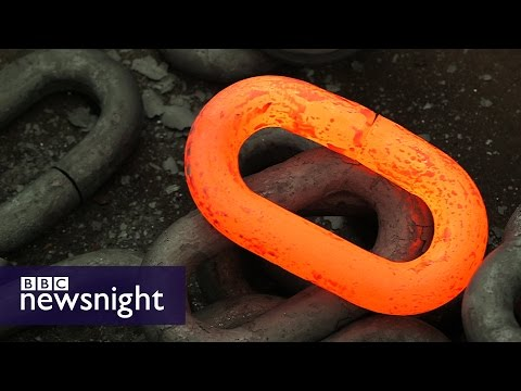 The missing link? EU supply chains after Brexit – BBC Newsnight
