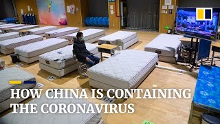 How China is containing the spread of the coronavirus
