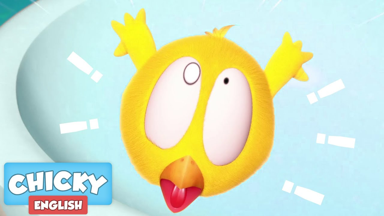 Where's Chicky? Funny Chicky 2021 | FUNNY TOBOGGAN | Chicky Cartoon in English for Kids