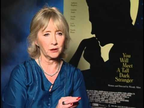 You Will Meet a Tall Dark Stranger  Exclusive: Gemma Jones