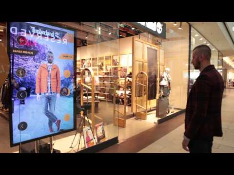 Timberland Augmented Reality Campaign